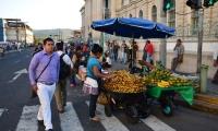 Всякая жесть на улицах Сан-Сальвадора
