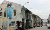 Уличное искусство Джорджтауна, Пинанг