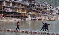 Фэнхуан - самый популярный город в Китае